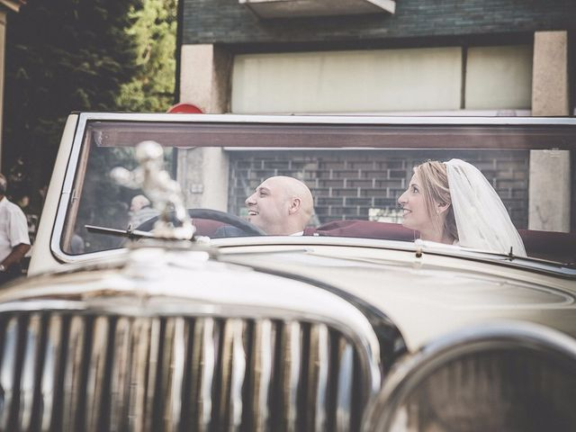 Il matrimonio di Massimo e Melissa a Nova Milanese, Monza e Brianza 88