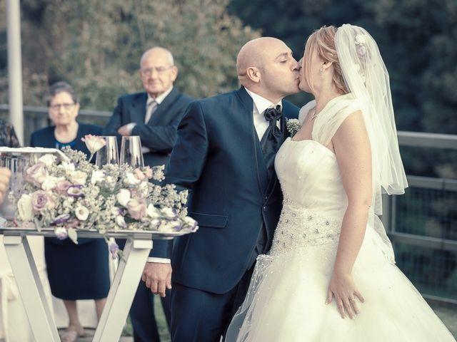 Il matrimonio di Massimo e Melissa a Nova Milanese, Monza e Brianza 90