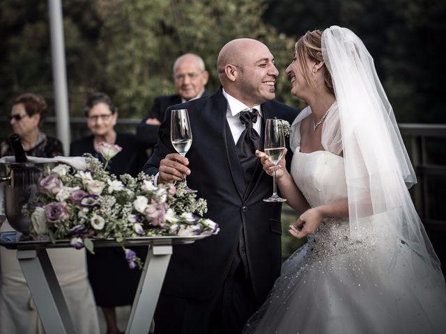 Il matrimonio di Massimo e Melissa a Nova Milanese, Monza e Brianza 92