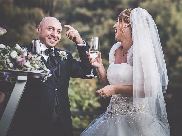 Il matrimonio di Massimo e Melissa a Nova Milanese, Monza e Brianza 93