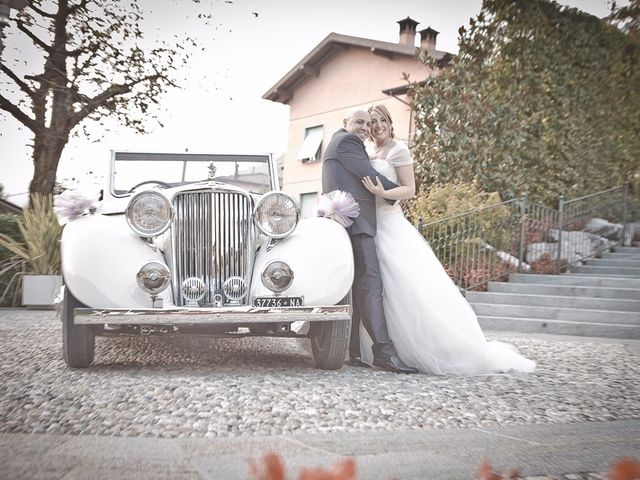Il matrimonio di Massimo e Melissa a Nova Milanese, Monza e Brianza 94