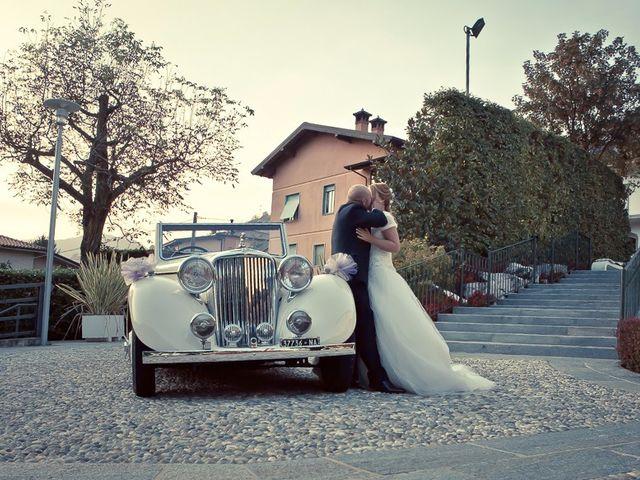 Il matrimonio di Massimo e Melissa a Nova Milanese, Monza e Brianza 95