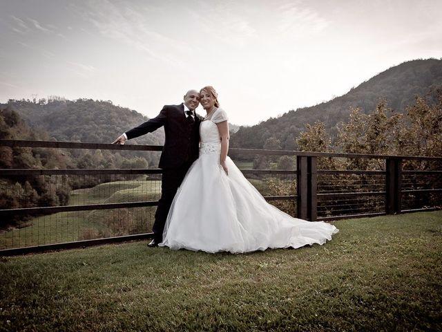 Il matrimonio di Massimo e Melissa a Nova Milanese, Monza e Brianza 96