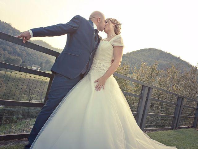 Il matrimonio di Massimo e Melissa a Nova Milanese, Monza e Brianza 97