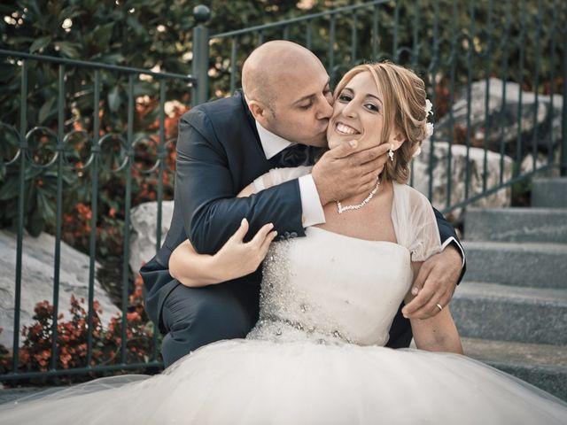 Il matrimonio di Massimo e Melissa a Nova Milanese, Monza e Brianza 100