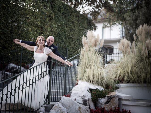 Il matrimonio di Massimo e Melissa a Nova Milanese, Monza e Brianza 104