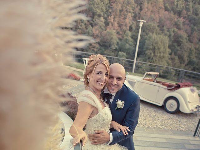Il matrimonio di Massimo e Melissa a Nova Milanese, Monza e Brianza 105