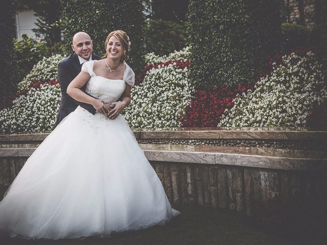 Il matrimonio di Massimo e Melissa a Nova Milanese, Monza e Brianza 106