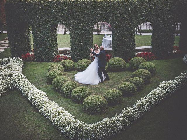 Il matrimonio di Massimo e Melissa a Nova Milanese, Monza e Brianza 107