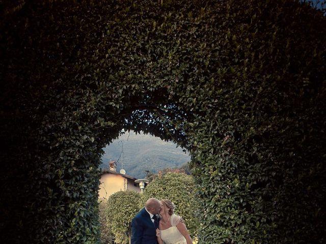 Il matrimonio di Massimo e Melissa a Nova Milanese, Monza e Brianza 108