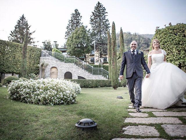 Il matrimonio di Massimo e Melissa a Nova Milanese, Monza e Brianza 109
