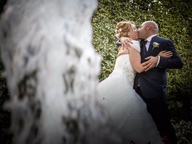 Il matrimonio di Massimo e Melissa a Nova Milanese, Monza e Brianza 110