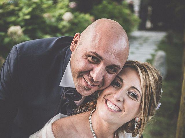 Il matrimonio di Massimo e Melissa a Nova Milanese, Monza e Brianza 111