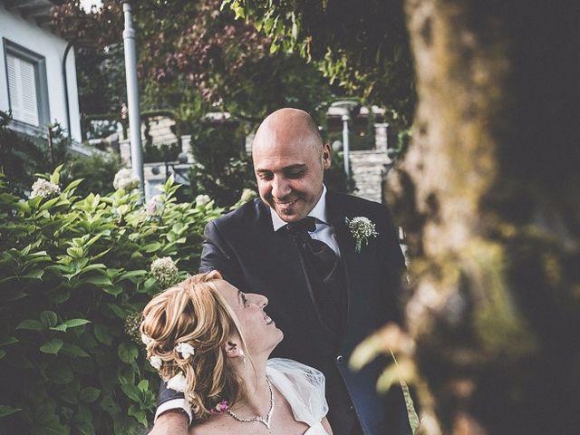 Il matrimonio di Massimo e Melissa a Nova Milanese, Monza e Brianza 112