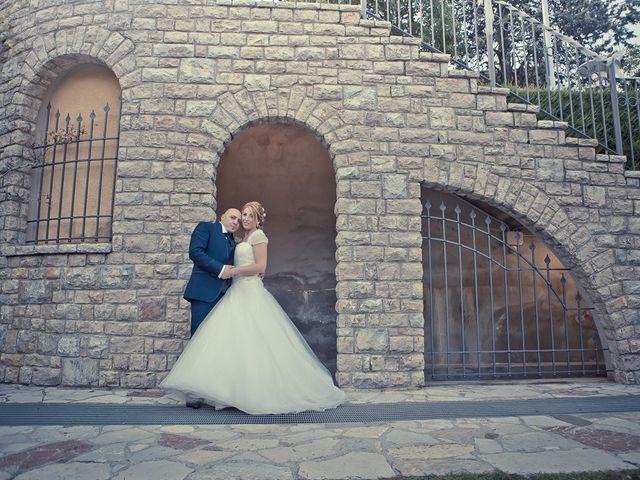 Il matrimonio di Massimo e Melissa a Nova Milanese, Monza e Brianza 113
