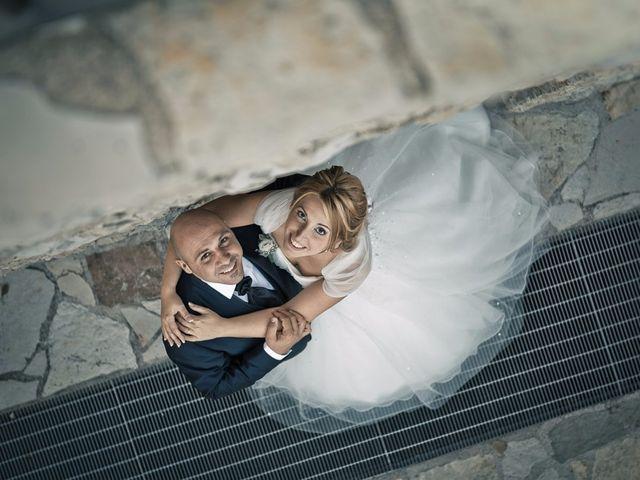 Il matrimonio di Massimo e Melissa a Nova Milanese, Monza e Brianza 115