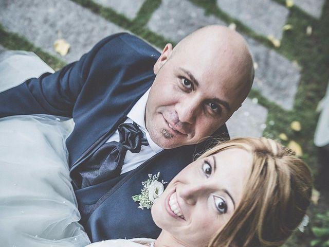 Il matrimonio di Massimo e Melissa a Nova Milanese, Monza e Brianza 120