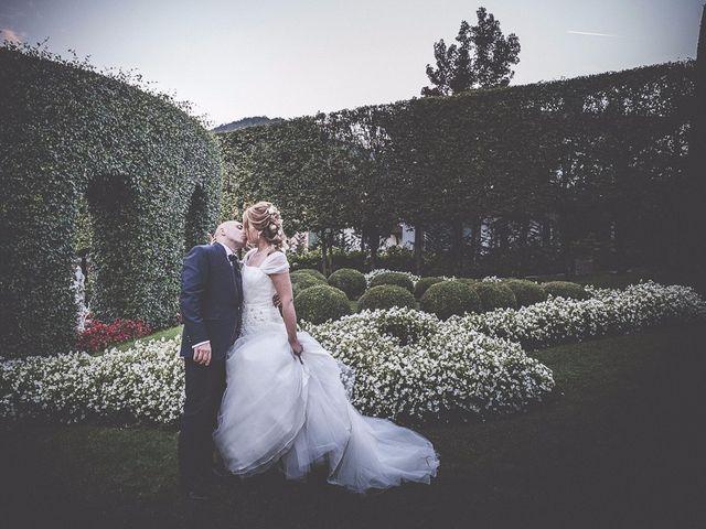 Il matrimonio di Massimo e Melissa a Nova Milanese, Monza e Brianza 121