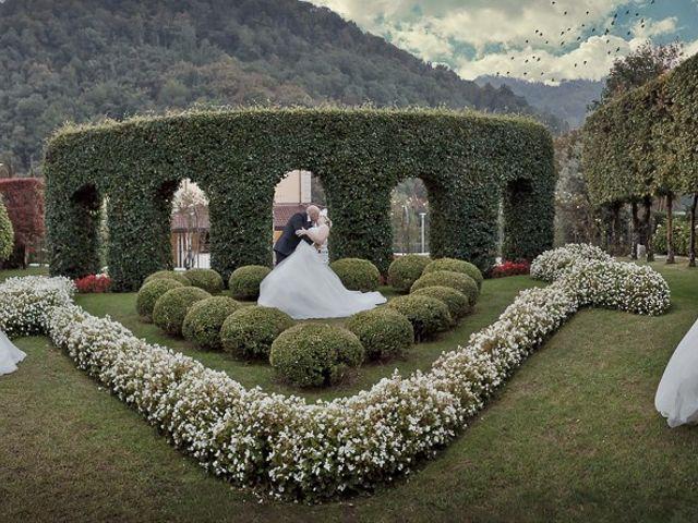 Il matrimonio di Massimo e Melissa a Nova Milanese, Monza e Brianza 2