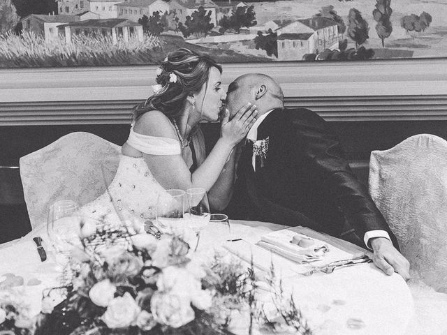 Il matrimonio di Massimo e Melissa a Nova Milanese, Monza e Brianza 122