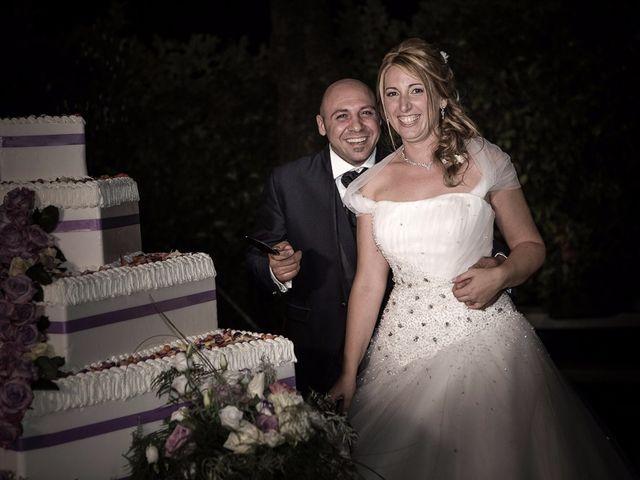 Il matrimonio di Massimo e Melissa a Nova Milanese, Monza e Brianza 124
