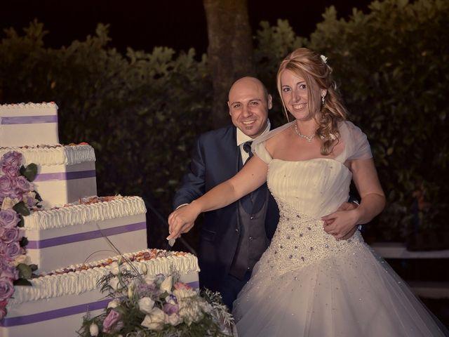 Il matrimonio di Massimo e Melissa a Nova Milanese, Monza e Brianza 125
