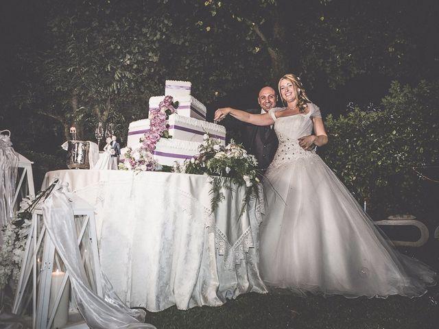 Il matrimonio di Massimo e Melissa a Nova Milanese, Monza e Brianza 126