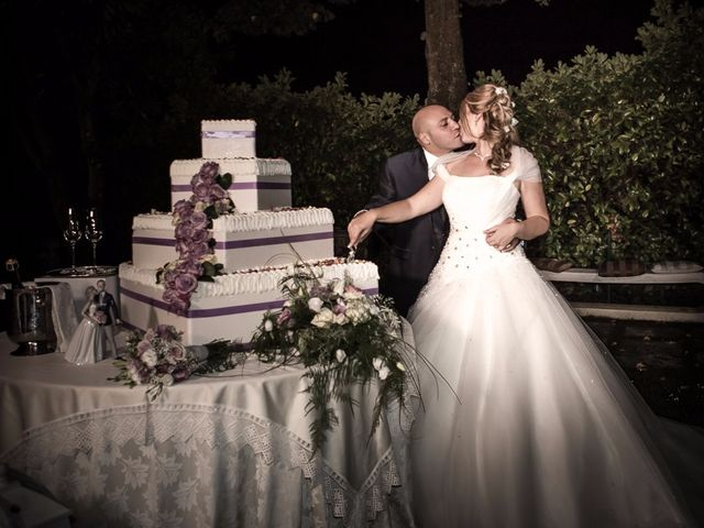 Il matrimonio di Massimo e Melissa a Nova Milanese, Monza e Brianza 127