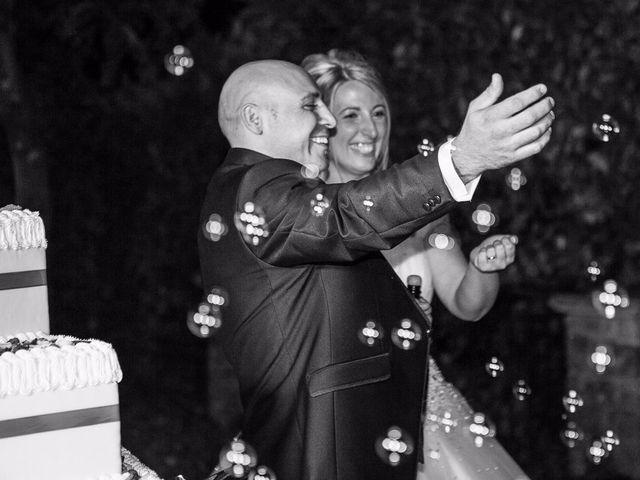 Il matrimonio di Massimo e Melissa a Nova Milanese, Monza e Brianza 128