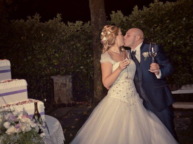 Il matrimonio di Massimo e Melissa a Nova Milanese, Monza e Brianza 129