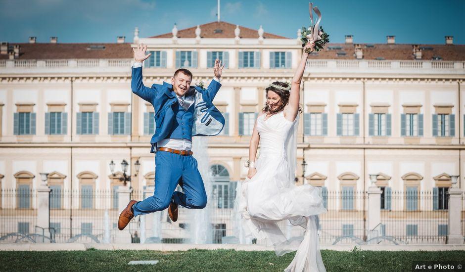 Il matrimonio di Nicholas e Francesca a Desio, Monza e Brianza