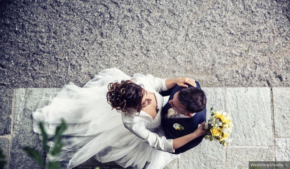 Il matrimonio di Walter e Alessandra a Vedano Olona, Varese