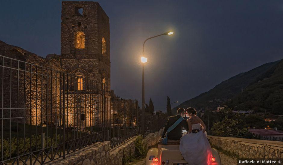 Il matrimonio di Alessandro e Rosa a Lettere, Napoli