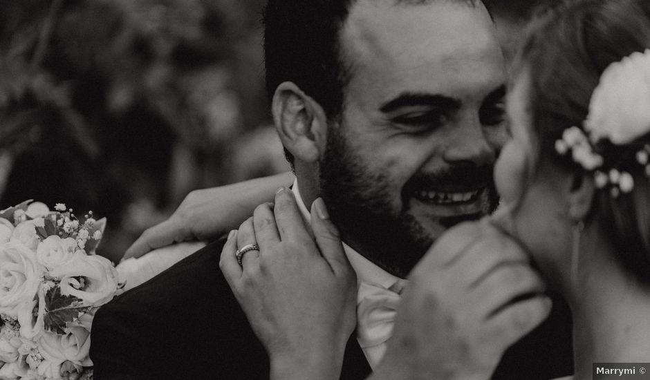 Il matrimonio di Amedeo e Sofia a Gornate-Olona, Varese