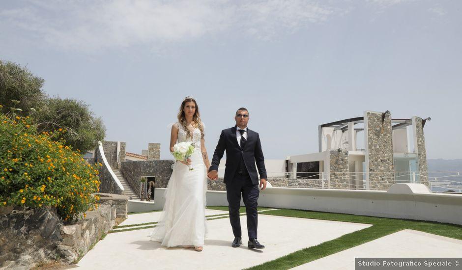 Il matrimonio di Salvo e Ketty a Barcellona Pozzo di Gotto, Messina