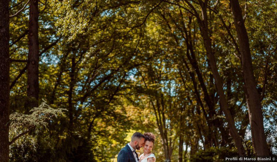 Il matrimonio di Simone e Alice a Gorgo al Monticano, Treviso