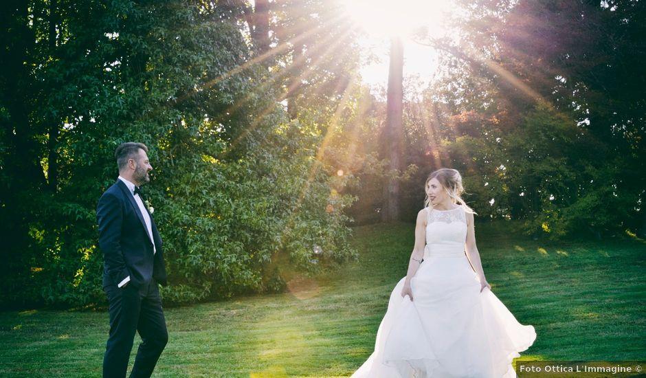 Il matrimonio di Matteo e Valentina a Briosco, Monza e Brianza