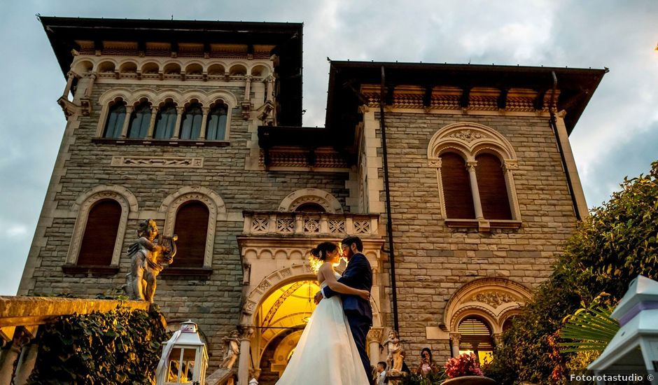 Il matrimonio di Emanuele e Melissa a Lecco, Lecco