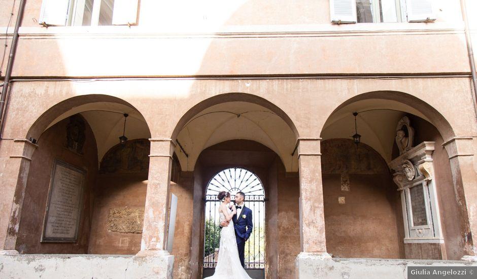 Il matrimonio di Gianluca e Virginia a Roma, Roma