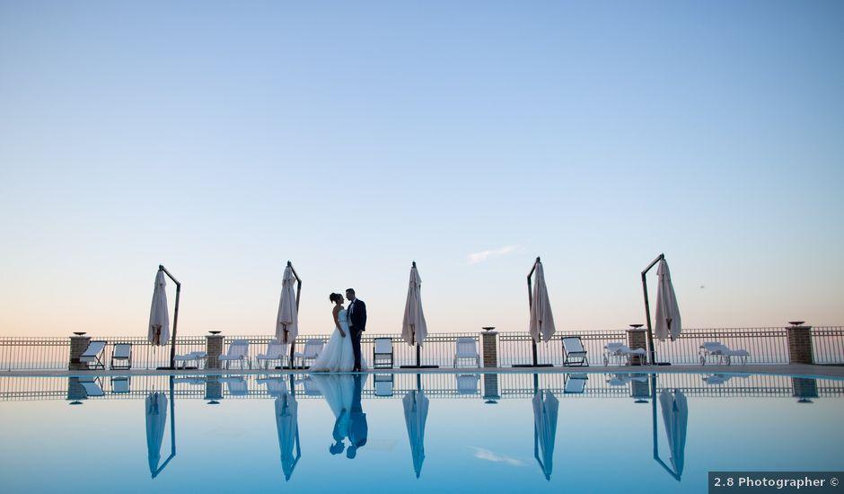 Il matrimonio di Francesco e Lorenza a Pescara, Pescara