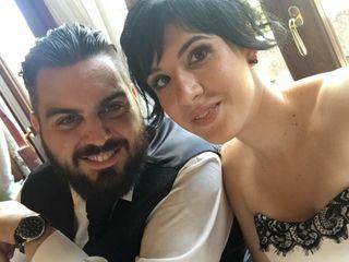 Le nozze di Luna e Matteo