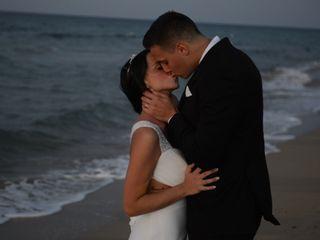 Le nozze di Alessia e Aron