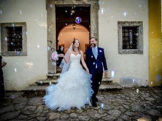 Le nozze di Desiree e Andrea