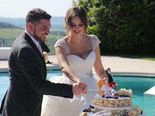 Le nozze di Chiara e Angelo