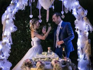 Le nozze di Gessica e Andrea 1