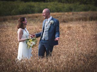 Le nozze di Gillian e Federico