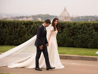 Le nozze di Ilario e Roberta