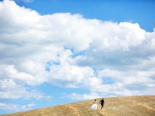Le nozze di Monica e Riccardo
