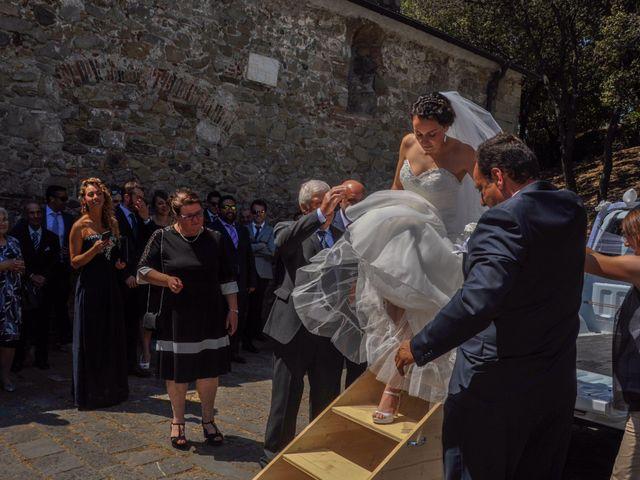 Il matrimonio di Giacomo e Elisa a Sestri Levante, Genova 20