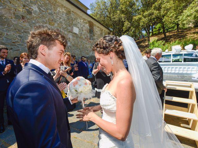 Il matrimonio di Giacomo e Elisa a Sestri Levante, Genova 21